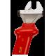 Bahco 8070VL 20mm 1000V Insulated Adjustable Spanner