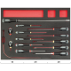 Bahco FF1A1001 14 Piece Flat Head & Phillips Screwdriver Set