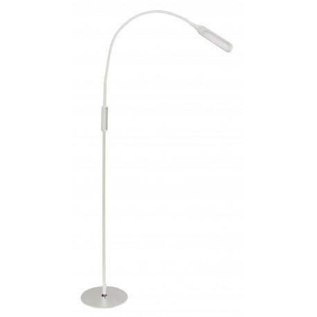 Native Lighting N3173 White Lumina Floor Lamp
