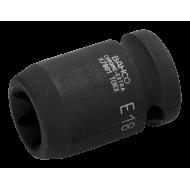 """Bahco K7801TORX-E12 E12 x 1/2"""" Torx Impact Socket"""