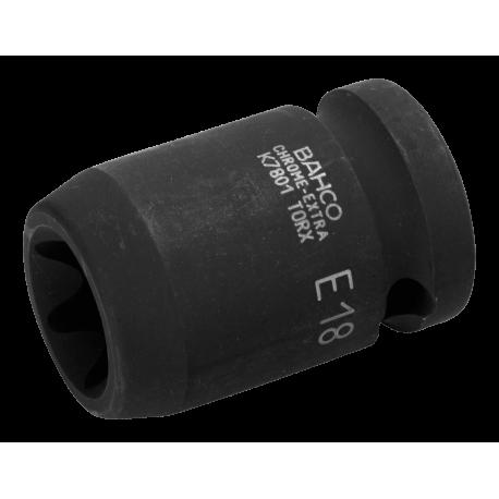 """Bahco K7801TORX-E20 E20 x 1/2"""" Torx Impact Socket"""