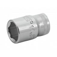 "Bahco 6700SM-10 10mm x 1/4"" Hex Socket"