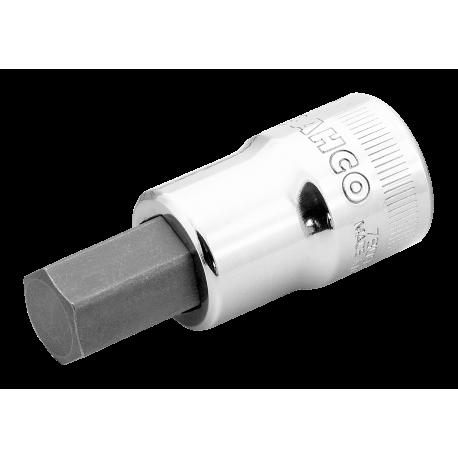 "Bahco 7809M-17 17mm x 1/2"" Socket for Hex Head Screws"