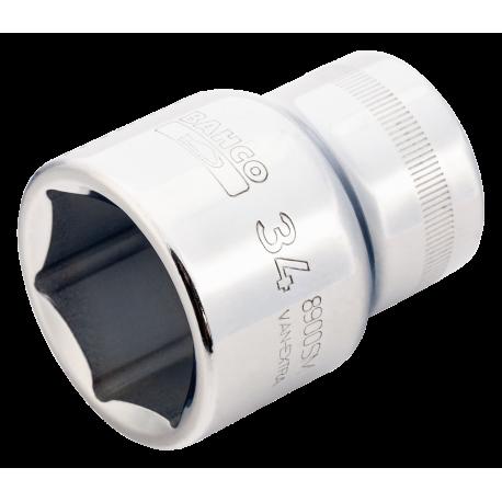 "Bahco 8900SM-28 28mm x 3/4"" Hex Socket"