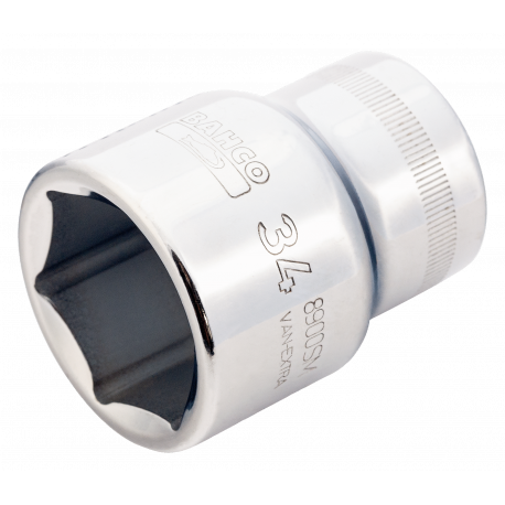 "Bahco 8900SM-41 41mm x 3/4"" Hex Socket"