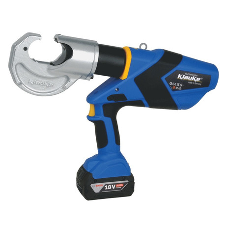 Klauke EK12032CFB 16mm² - 400mm² Bosch Battery Powered Hydraulic Crimping Tool