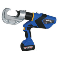 Klauke EK12042CFB 16mm² - 400mm² Bosch Battery-Powered Hydraulic Crimping Tool