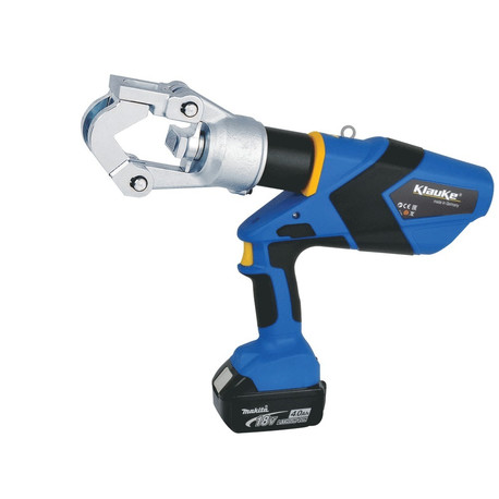 Klauke EK120IDCFM 35mm² - 500mm² Makita Battery-Powered Hydraulic Crimping Tool
