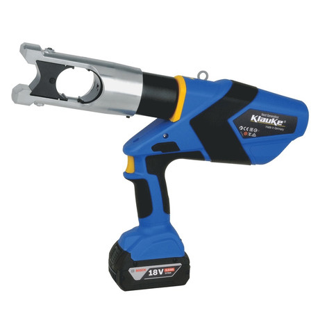 Klauke EK120UCFB 16mm² - 400mm² Bosch Battery-Powered Hydraulic Crimping Tool