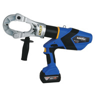Klauke EK135FTCFB 10mm² - 630mm² Bosch Battery-Powered Hydraulic Crimping Tool