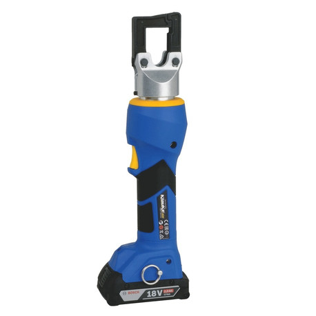 Klauke EK354CFB 6mm² - 150mm² Bosch Battery-Powered Hydraulic Crimping Tool