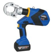 Klauke EK6022CFB 6mm² - 300mm² Bosch Battery-Powered Hydraulic Crimping Tool