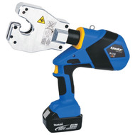 Klauke EK60VPCFM 10mm² - 240mm² Makita Battery-Powered Hydraulic Crimping Tool