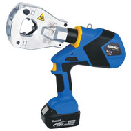 Klauke EK60VPFTCFM 16mm² - 300mm² Makita Battery-Powered Hydraulic Crimping Tool