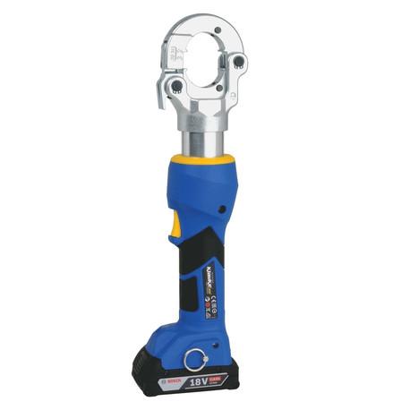 Klauke EKM6022CFB 6mm² - 300mm² Bosch Battery-Powered Hydraulic Crimping Tool