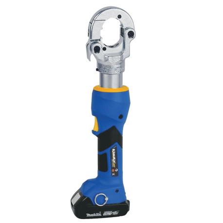 Klauke EKM6022CFM 6mm² - 300mm² Makita Battery-Powered Hydraulic Crimping Tool