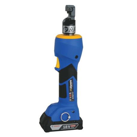 Klauke EBS8CFB 8mm Diameter Bosch Battery Powered Hydraulic Bolt Cutter
