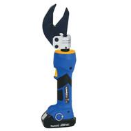 Klauke ES32CFM 32mm Diameter Makita Battery-Powered Hydraulic Cutting Tool