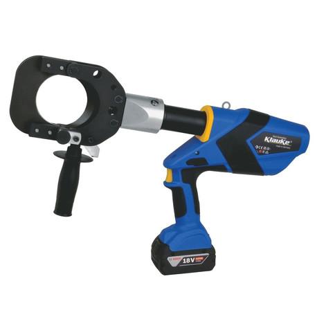 Klauke ESG85CFB 85mm Diameter Bosch Battery Powered Hydraulic Cutting Tool