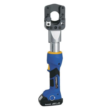 Klauke ESGM45CFM 45mm Diameter Makita Battery-Powered Hydraulic Cutting Tool