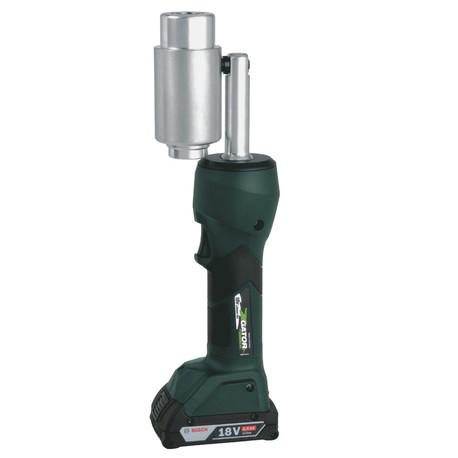 Klauke LS50FLEXCFB Bosch Battery Powered Hydraulic Punching Tool