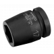 "Bahco K7801M-8 8mm x 1/2"" Impact Hex Socket"
