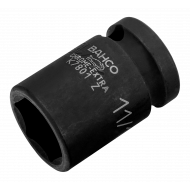 """Bahco K7801Z-1.1/16 1 1/16"""" x 1/2"""" Impact Hex Socket"""