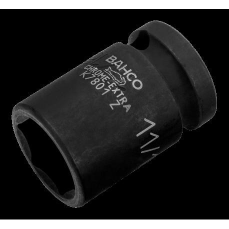 """Bahco K7801Z-3/4 3/4"""" x 1/2"""" Impact Hex Socket"""