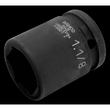 """Bahco K8901Z-1.1/8 1 1/8"""" x 3/4"""" Impact Hex Socket"""