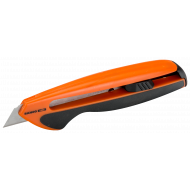 Bahco KB18-01 Snap Off Utility Knife with TPR Grip and 18mm Blade