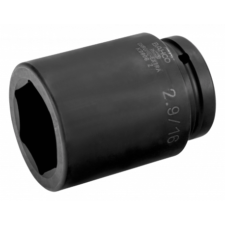"Bahco K9806Z-3.1/4 3 1/4"" x 1 1/2"" Deep Impact Hex Socket"