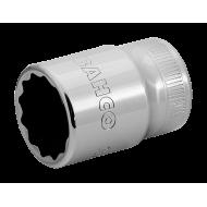 """Bahco 7800DZ-1 1"""" x 1/2"""" Bi-Hex Socket"""