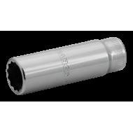 "Bahco 7805DM-17 17mm x 1/2"" Deep Bi-Hex Socket"