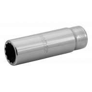 "Bahco 7805DM-18 18mm x 1/2"" Deep Bi-Hex Socket"