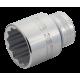 "Bahco 8900DM-40 40mm x 3/4"" Bi-Hex Socket"