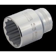 "Bahco 8900DM-46 46mm x 3/4"" Bi-Hex Socket"
