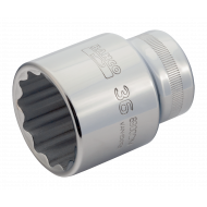 "Bahco 8900DM-50 50mm x 3/4"" Bi-Hex Socket"