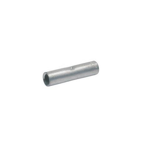 Klauke LV6 6mm² Butt Connector - Copper & Tin Plated