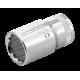 "Bahco A6700DM-10 10mm x 1/4"" Bi-Hex Socket"