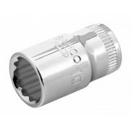 "Bahco A6700DM-10 10mm x 1/4"" Bi-Hex Socket"