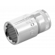 "Bahco A6700DM-12 12mm x 1/4"" Bi-Hex Socket"