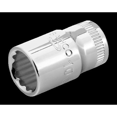 "Bahco A6700DM-14 14mm x 1/4"" Bi-Hex Socket"