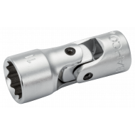 "Bahco A6710DM-9 9mm x 1/4"" Swivel Bi-Hex Socket"