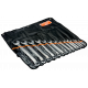 Bahco 1952M/14T 6mm - 32mm Offset Combination Wrench Set – 14 Pieces