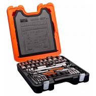 Bahco S87+7 Combination Spanner and Socket Set - 94 Piece