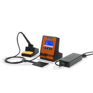 Metcal GT120-HP-T6 GT120 120W Soldering Station with GT-HP–T6C Hand-piece, GT-HC-T6 Heater, and GT-WS Workstand