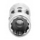 """Bahco A6710DZ-1/2 1/2"""" x 1/4"""" Swivel Bi-Hex Socket"""