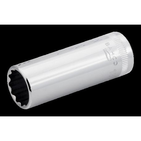 "Bahco A6800DM-14 14mm x 1/4"" Deep Bi-Hex Socket"