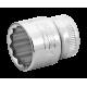 "Bahco A7400DM-13 13mm x 3/8"" Bi-Hex Socket"