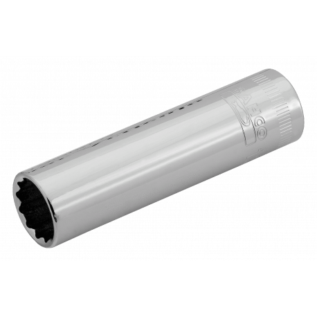 "Bahco A7402DM-10 10mm x 3/8"" Deep Bi-Hex Socket"